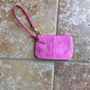 Coach wristlet. Excellent used condition.